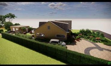 Embedded thumbnail for drone vlucht tuin meise