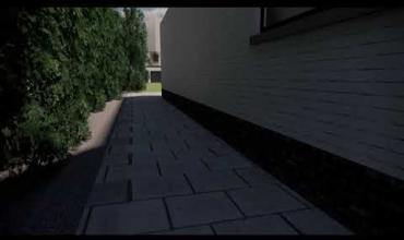 Embedded thumbnail for 3d droomvlucht doorheen deze tuin te edegem